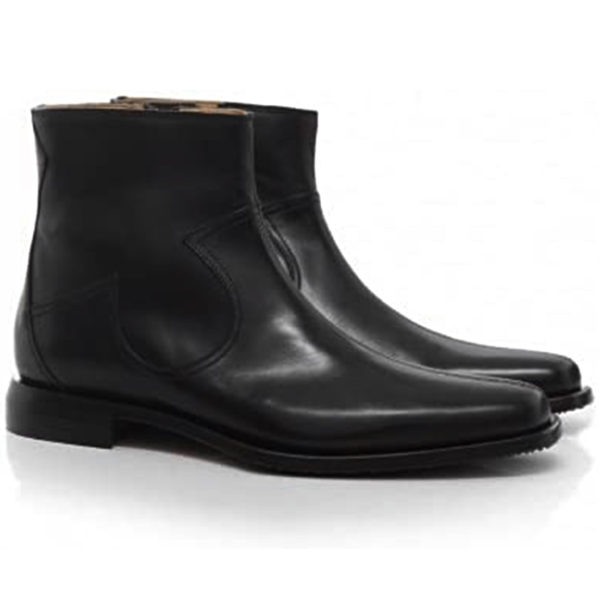 Oliver Sweeney Lessona Leather Mens Chelsea Boots black