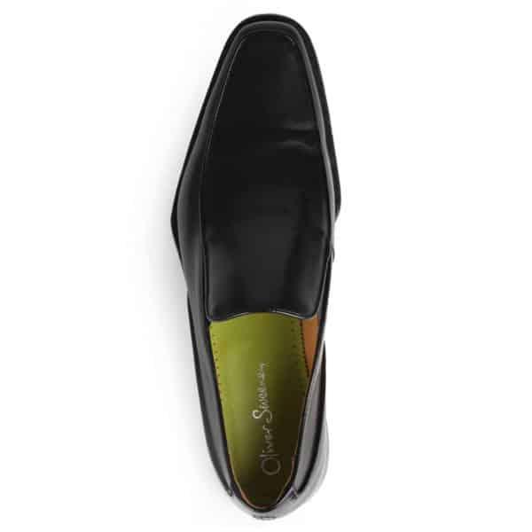 Oliver Sweeney STELLA BLACK formal loafer mens shoes4