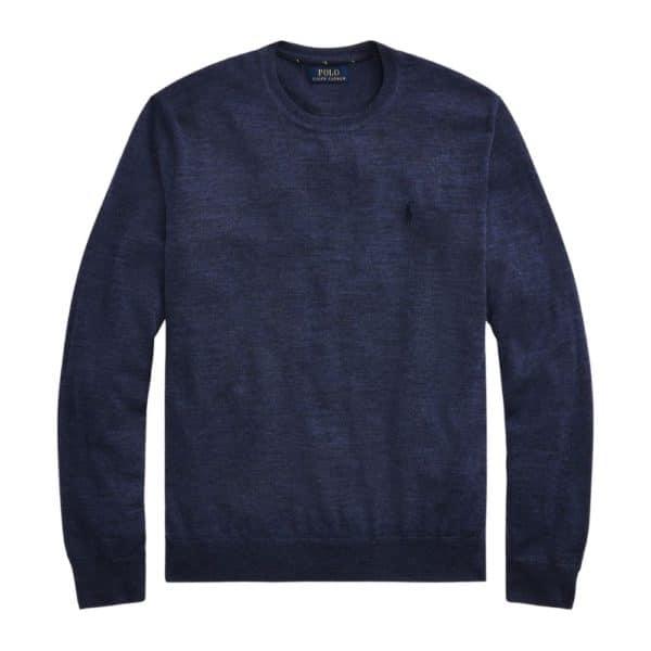 Polo Ralph Lauren Merino Wool Navy
