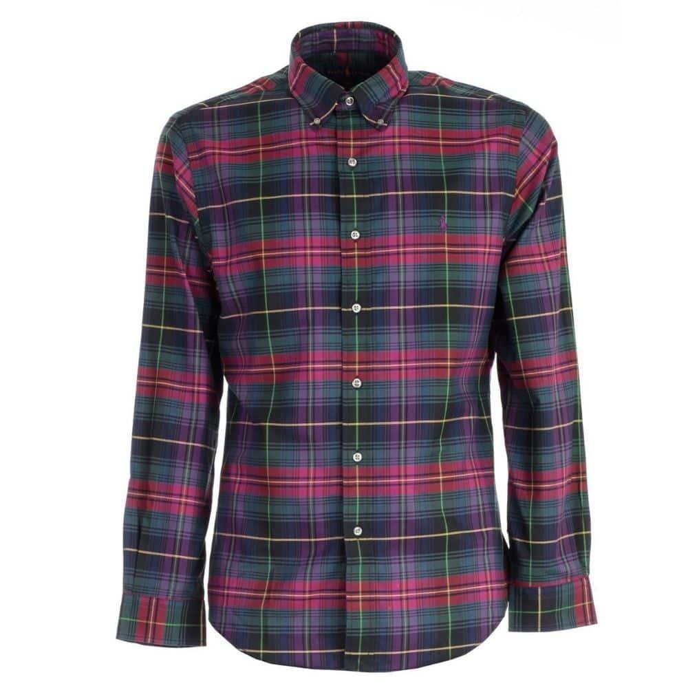 Polo Ralph Lauren multicolour check shirt