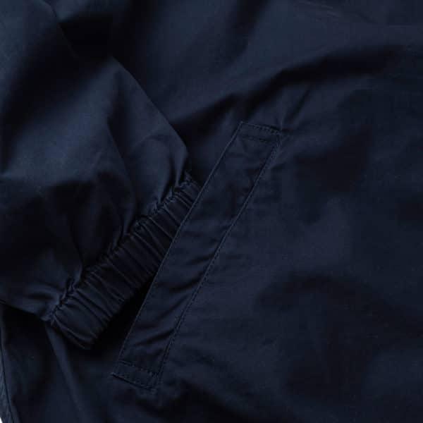 Polo ralph lauren Navy mens bayport jacket detail