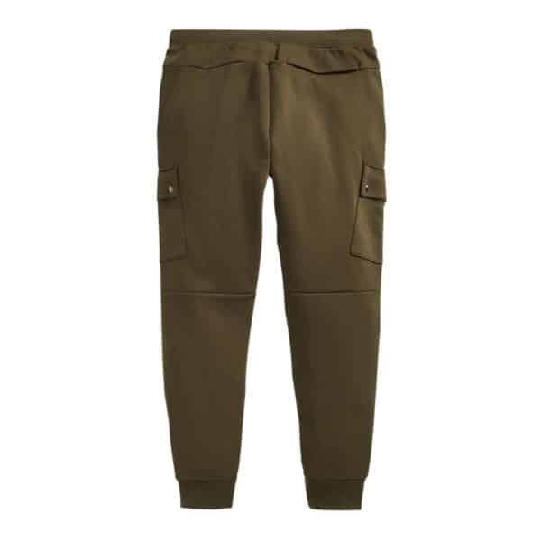 Ralph Lauren Olive Green Cargo Pant trouser back