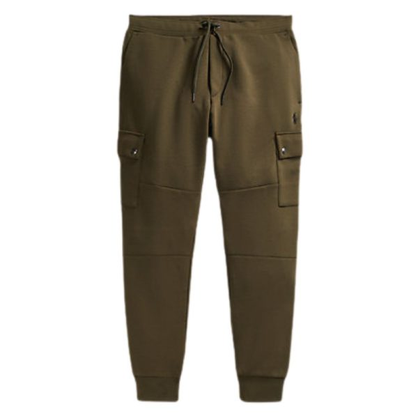Ralph Lauren Olive Green Cargo Pant trouser front