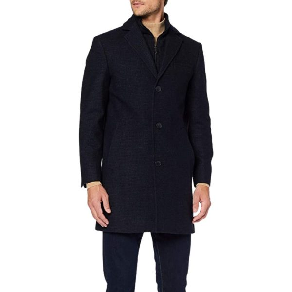 Roy Robson overcoat demo