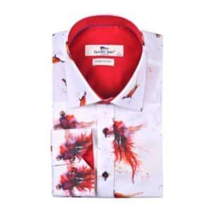 Pheasant Shirt main