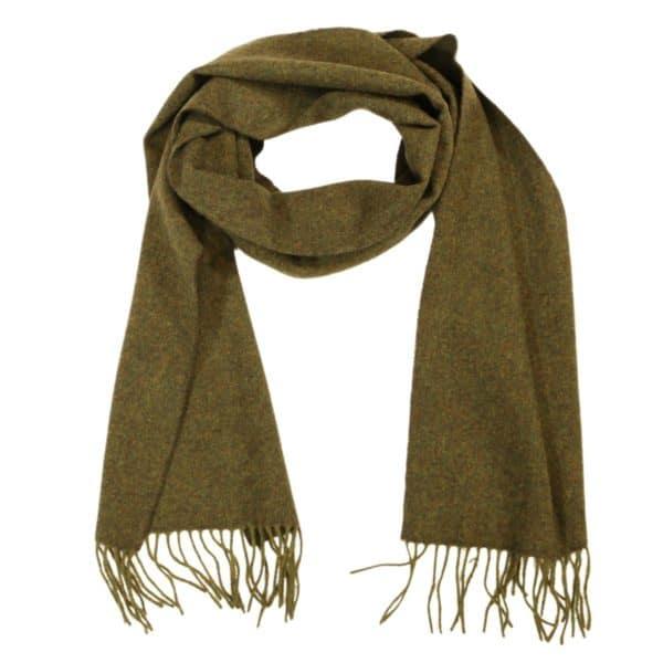 amanda christensen green winter scarf