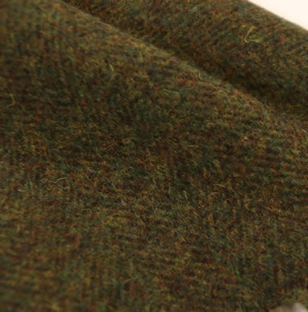 amanda christensen green winter scarf fabric