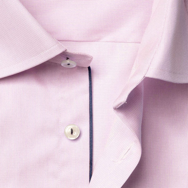 eton shirt royal twill ligh pink