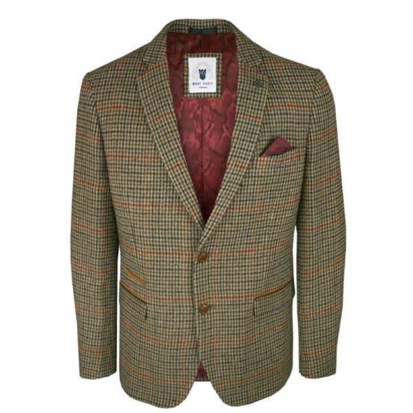 mdarcy edward jacket