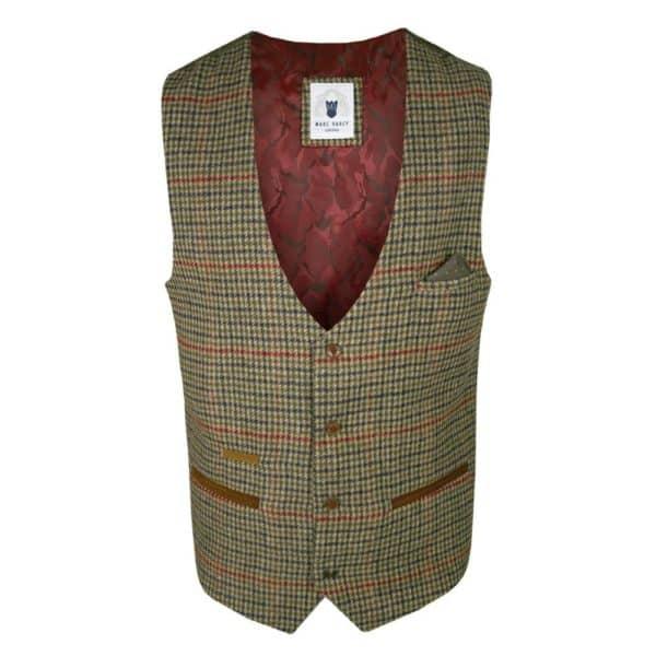 mdarcy edward vest