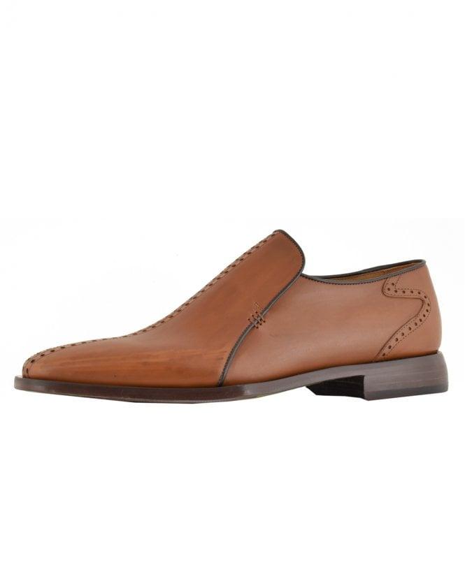 oliver sweeney tan bologna slip on shoes p75543 87162 medium