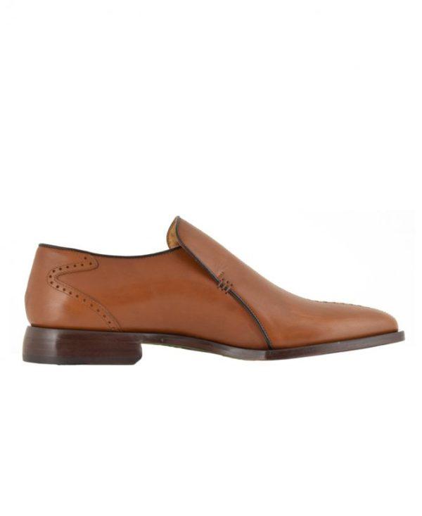 oliver sweeney tan bologna slip on shoes p75543 87164 medium