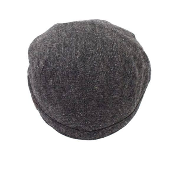 Barbour Barlow Flat Cap Grey