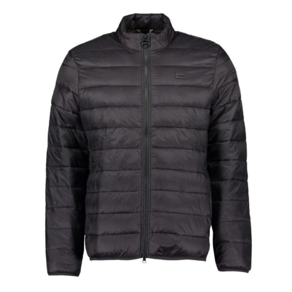 Barbour Reed Quilted Navy Front