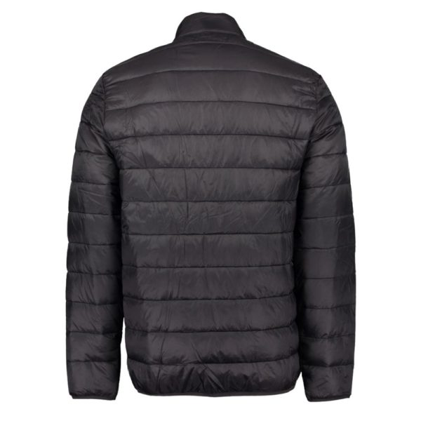 Barbour Reed Quilted Navy Rear