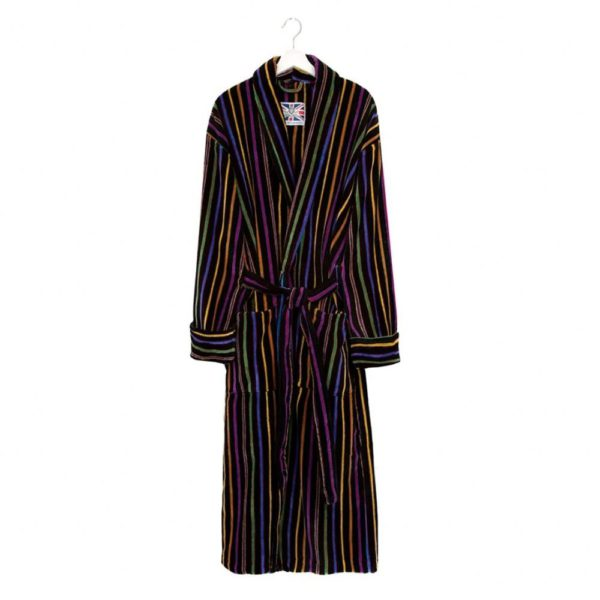 Brown of London Mens Dressing Gown
