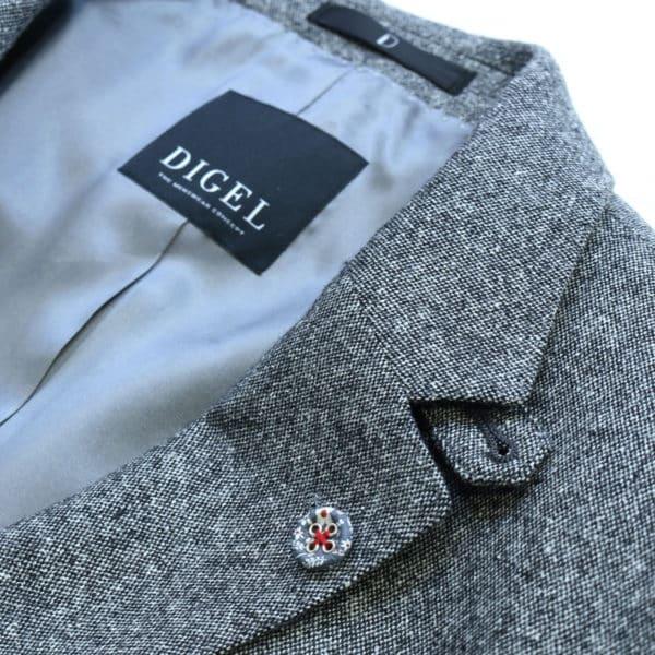 Digel blazer jacket detail