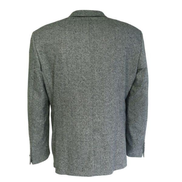 Digel grey jacket blazer back