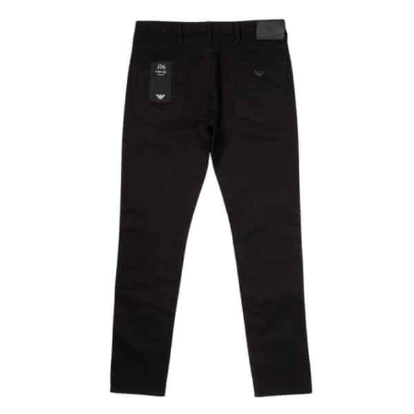 EMPORIO ARMANI J06 SLIM FIT BLACK 1