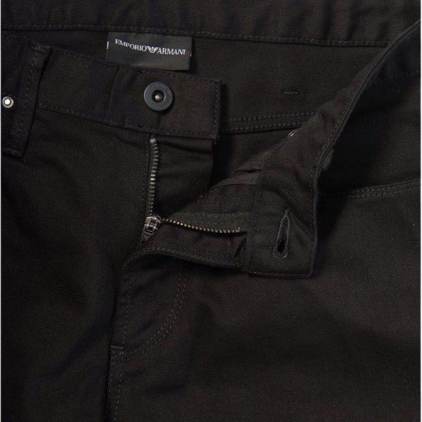 EMPORIO ARMANI J06 SLIM FIT BLACK 2