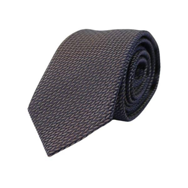 Emporio Armani Laurel stripe tie