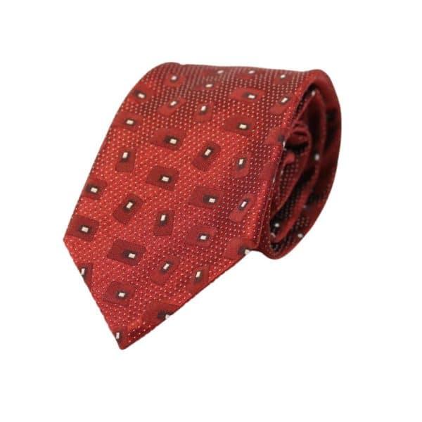 Emporio Armani Rectangles tie