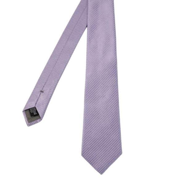 Emporio Armani microstripe lilac main