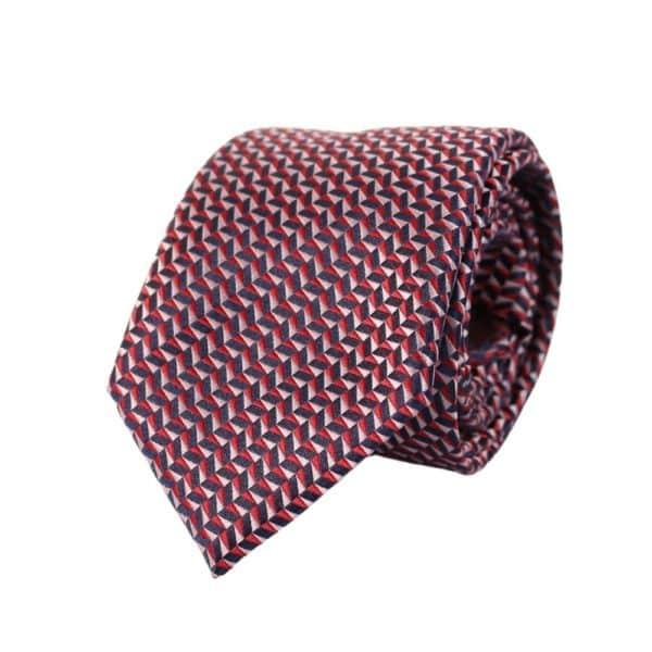 Emporio Armani mini triangle tie