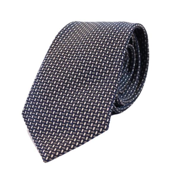 Emporio Armani tie weave