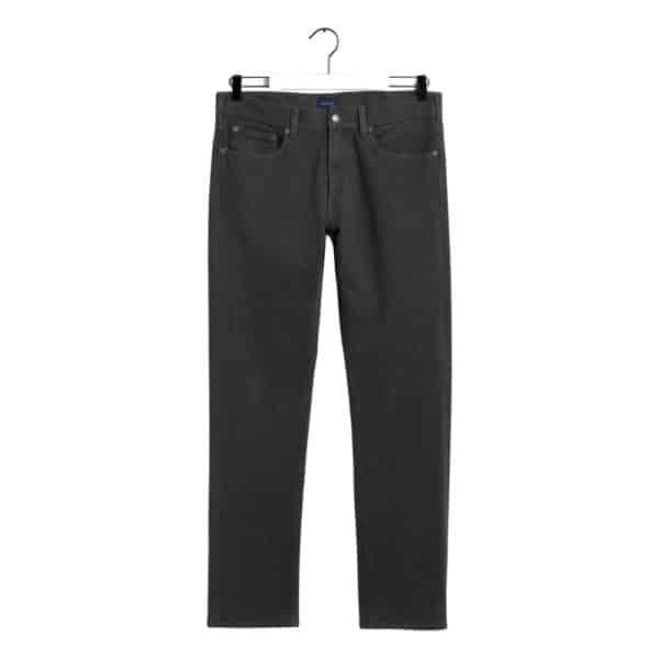 Gant Jeans twill anthracite 3