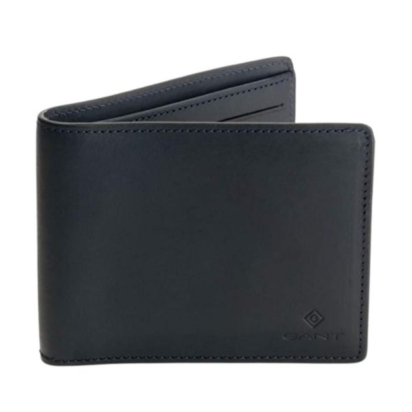 Gant Wallet marine main