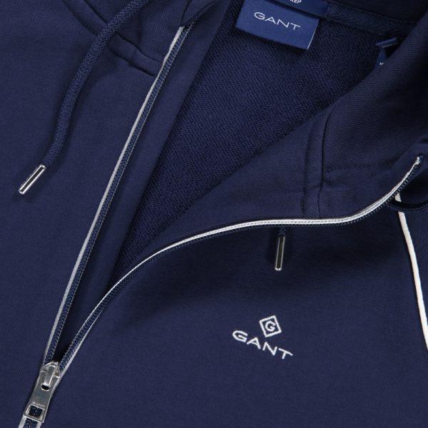 Gant full zip hoodie 2
