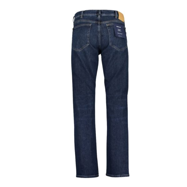 Gant regular fit blue jeans 3