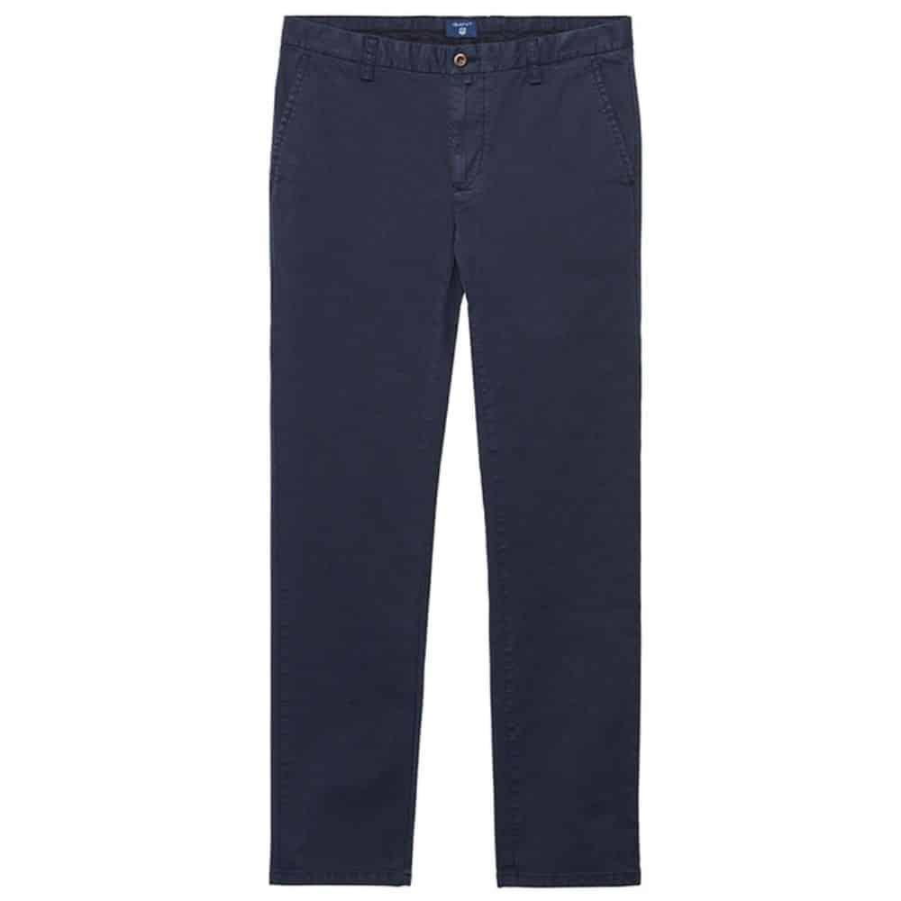 Gant slim chino comfort navy 2
