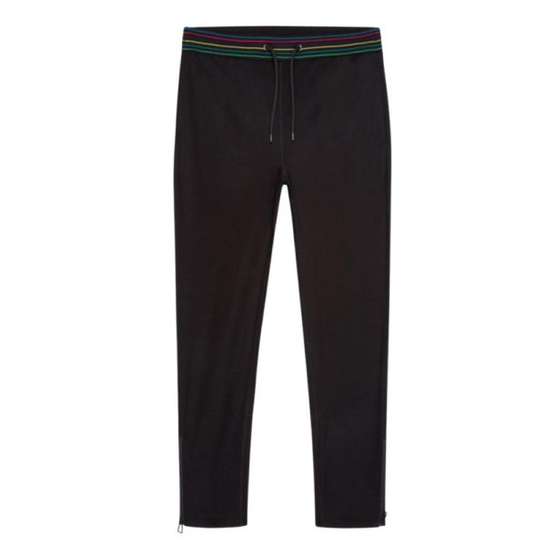 MENS JOGGERS STRIPED BAND