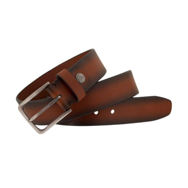 MIGUEL BELLIDO BELT TAN