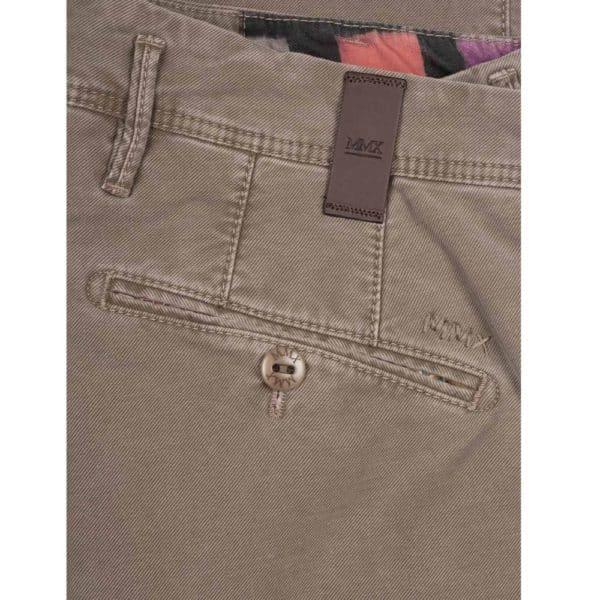 MMX Chino Lupus Pocket Beige