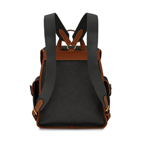 Mulberry Heritage backpack back