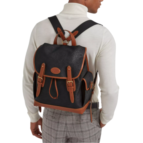 Mulberry Heritage backpack demo