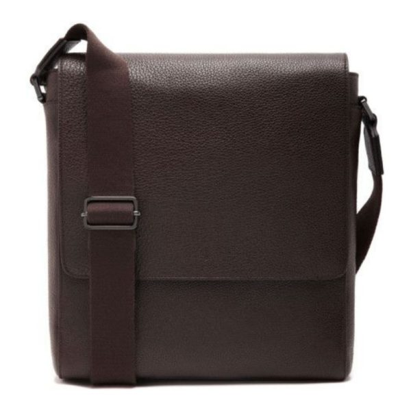 Mulberry Maxwell chocolate front