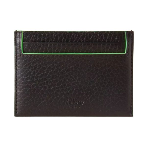 Mulberry credit card slip front