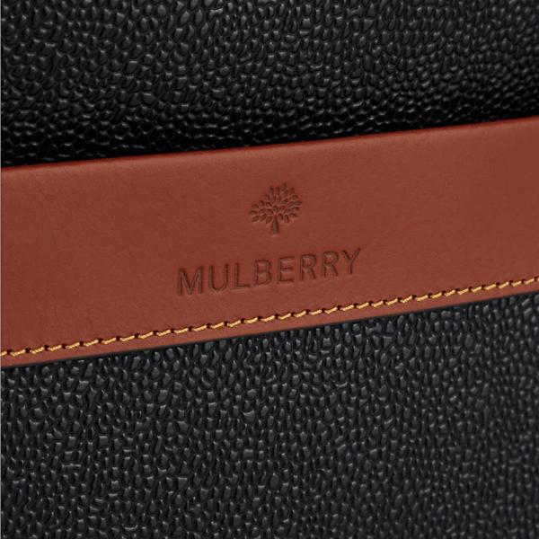 Mulberry trolley logo
