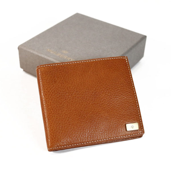 Mulberry wallet with case