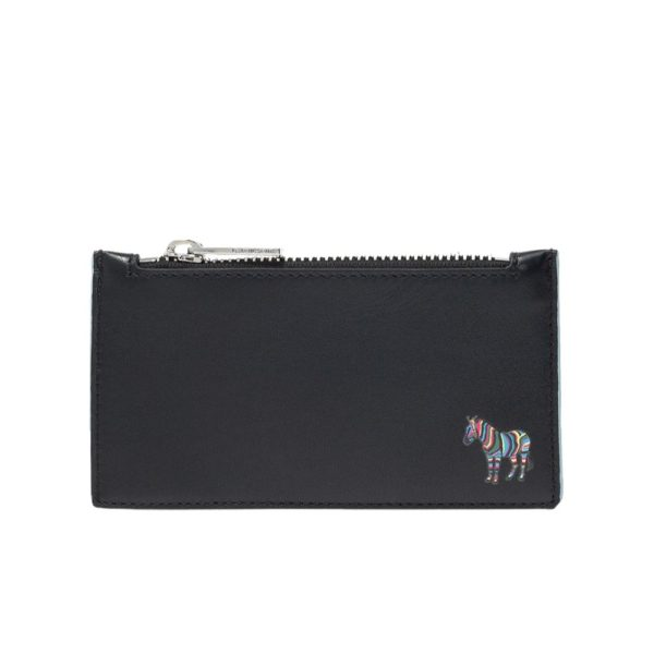 Pal Smith zip wallet front