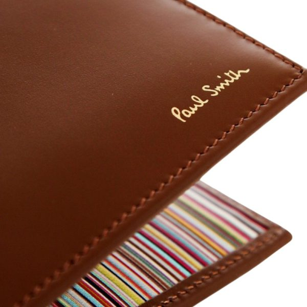 Paul Smith Bifold wallet logo