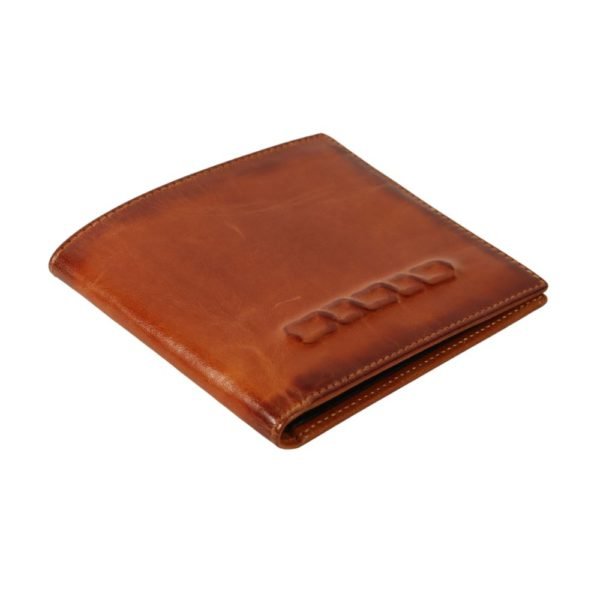 Paul Smith Chain embossed wallet rust 3