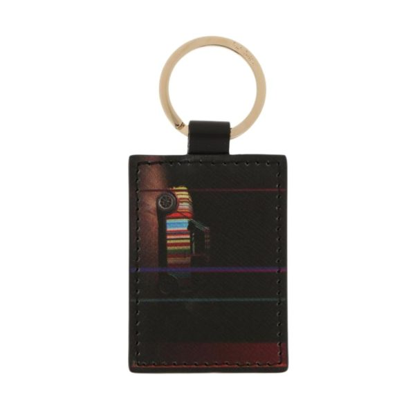Paul Smith Keyring front