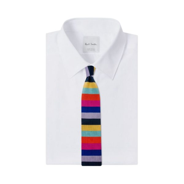 Paul Smith Knitted tie multi shirt