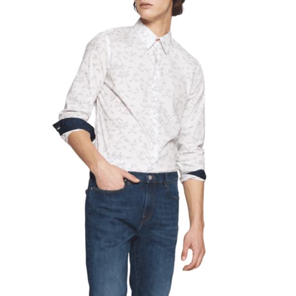 Paul Smith Long Sleeve Paper Plane shirt 2