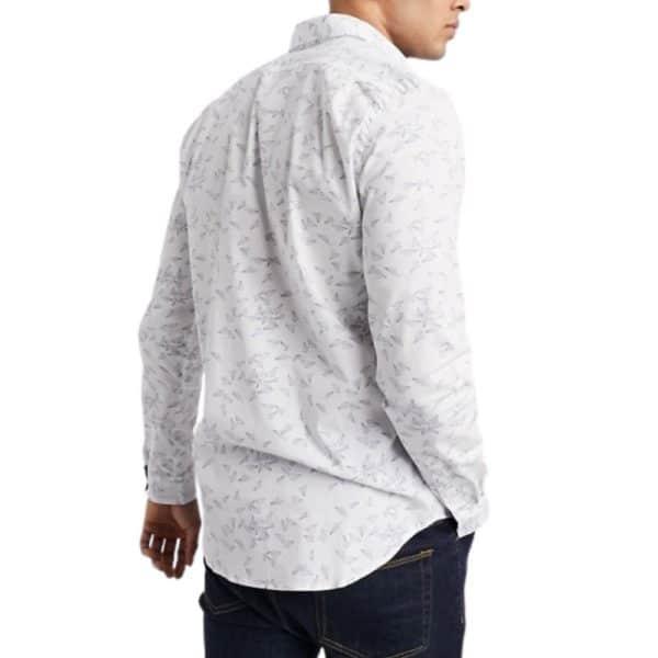 Paul Smith Long Sleeve Paper Plane shirt back 1